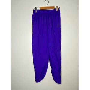 Nike Vintage Women's Wind Pants Neon Purple